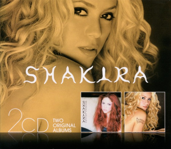 Shakira - Grandes Exitos/Laundry Service - Epc CD Grooves Inc.