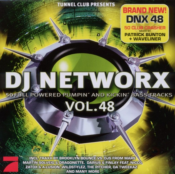 Various - Tunnel DJ Networx Vol. 2