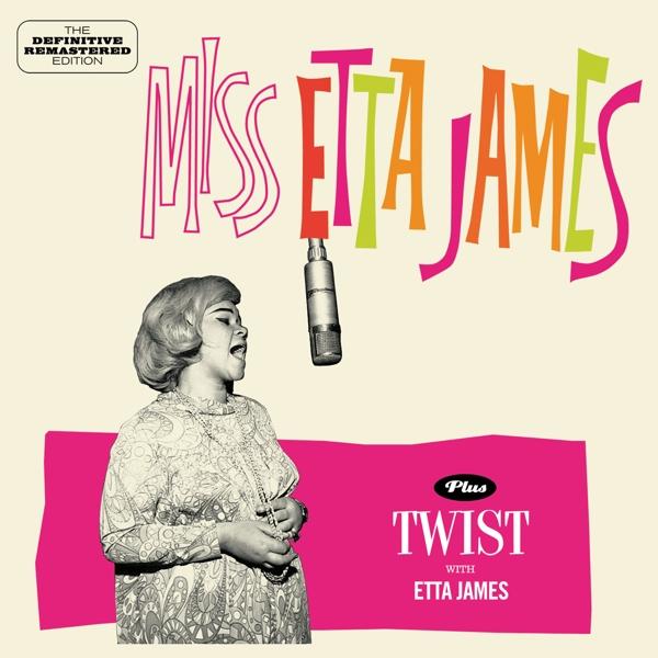 Etta James - Miss Etta James+Twist With Etta James CD Hoodoo Records NEW