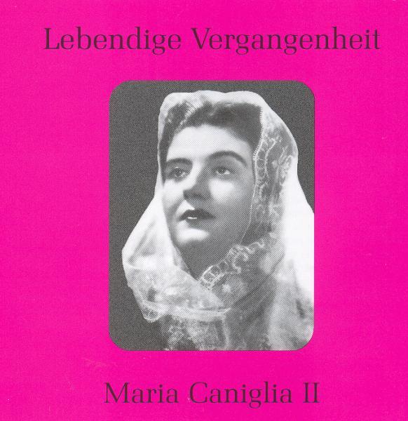 MARIA CANIGLIA SINGT OPERN-CD PREISER NEU