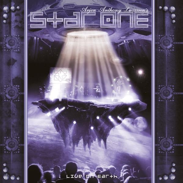 Live On Earth (Reissue 2011) - Arjen Lucassen Anthonys Star One CD + DVD (3 NEW