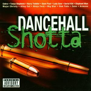 V/a: Dancehall Shotta (Jamdown-CD Album) NEW