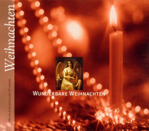 various wunderbare weihnachten sony classical cd. Black Bedroom Furniture Sets. Home Design Ideas