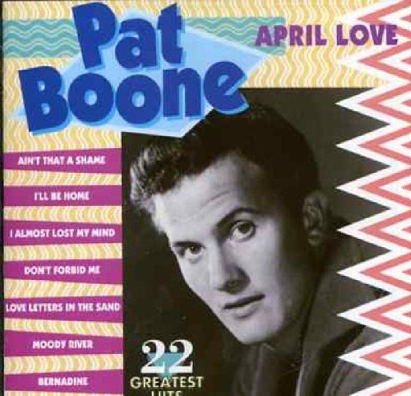 Boone, pat - April Love - 22.. CD Remember NEW