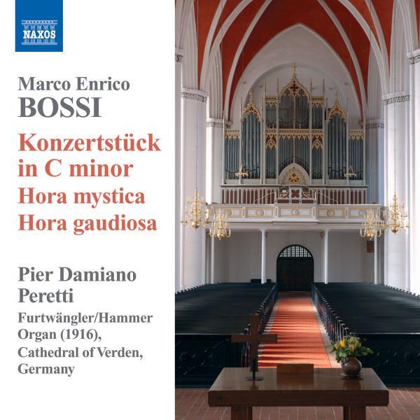PERETTI-PIER-DAMIANO-ORGELMUSIK-KONZERTSTueCK-IN-C-MOLL-HORA-MYSTICA-CD-NEU
