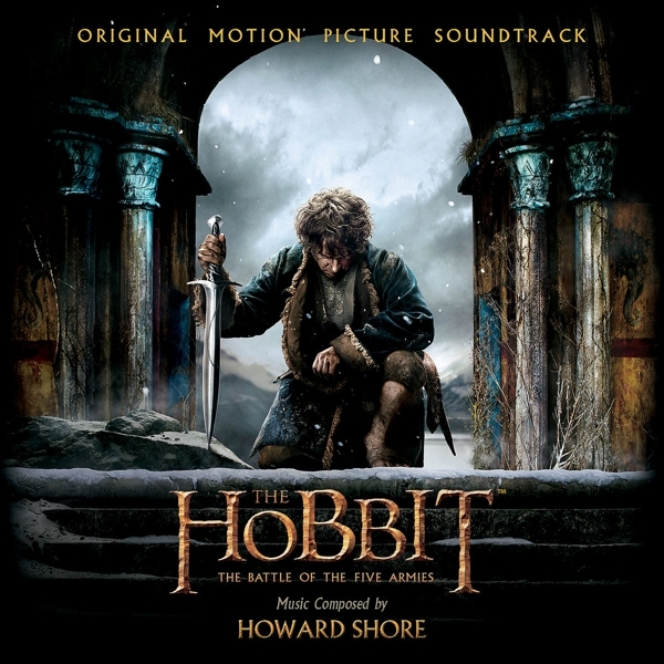 Howard-Shore-The-Hobbit-the-Battle-of-the-Five-Armies-CD-2-NUOVO-DECCA