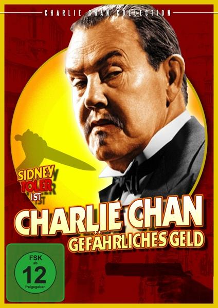 CHARLIE CHAN-GEFAEHRLICHES G-TERRY MORSE-DVD NEU