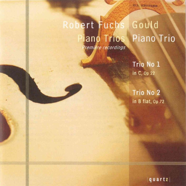 GOULD-PIANO-TRIO-FUCHS-PIANO-TRIOS-CD-QUARTZ-NEW
