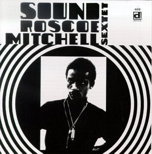 Roscoe-Mitchell-Sound-CD-Delmark-NEW