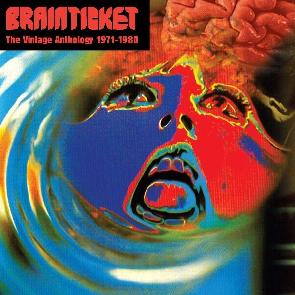 BRAINTICKET-VINTAGE ANTHOLOGY 1972-1980-CD (4) CLEOP NEW
