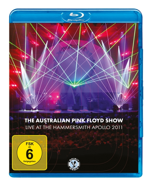 The Australian Pink Floyd Show Live at Hammersmith Apollo