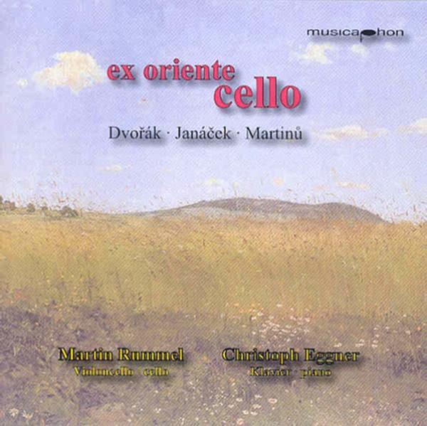 V/ A-EX ORIENTE CELLO-CD MUSICAPHON NEW