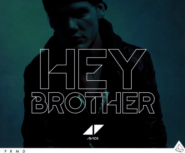 Avicii - Hey Brother (2-Track) - Pm:Am CD Maxi Grooves Inc.