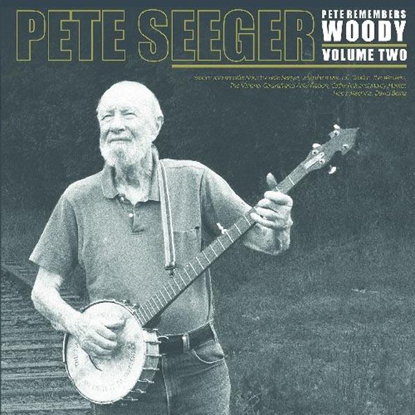 PETE SEEGER-PETE REMEMBERS WOODY VOL.2-VINYL LP (2) LETTHEMEAT NEW