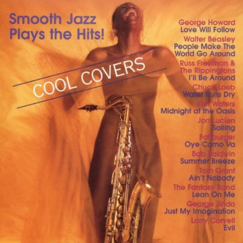 VARIOUS-COOL COVERS-SMOOTH JAZZ-CD SHANACHIE NEU