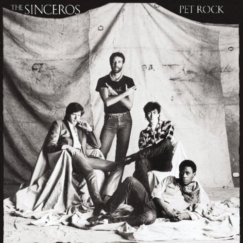 The Sinceros - Pet Rock/2nd Debut (+4 Bonus) CD Wounded Bird NEW