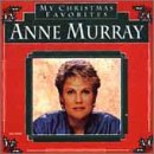 MURRAY-ANNE-MY-CHRISTMAS-FAVORITES-CD-CEMA-NEU