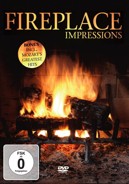 FIREPLACE IMPRESSIONS-SPECIAL INTEREST-DVD NEW - Berlin, Deutschland - FIREPLACE IMPRESSIONS-SPECIAL INTEREST-DVD NEW - Berlin, Deutschland