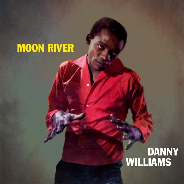 DANNY WILLIAMS-MOON RIVER-CD HALLMARK NEU