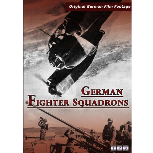 GERMAN FIGHTER SWUADRONS-GERMAN FIGHTER SQUADRONS-DVD NEW - <span itemprop='availableAtOrFrom'>Berlin, Deutschland</span> - GERMAN FIGHTER SWUADRONS-GERMAN FIGHTER SQUADRONS-DVD NEW - Berlin, Deutschland