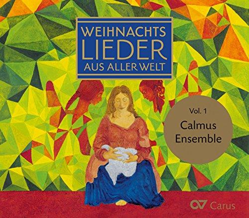 Austin / Calmus Ensemble - Christmas Carols Of The World 1 CD  NEW