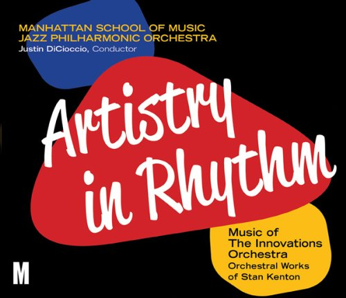 Manhattan School Of Music - Artistry In Rhythm CD Mvd NEW