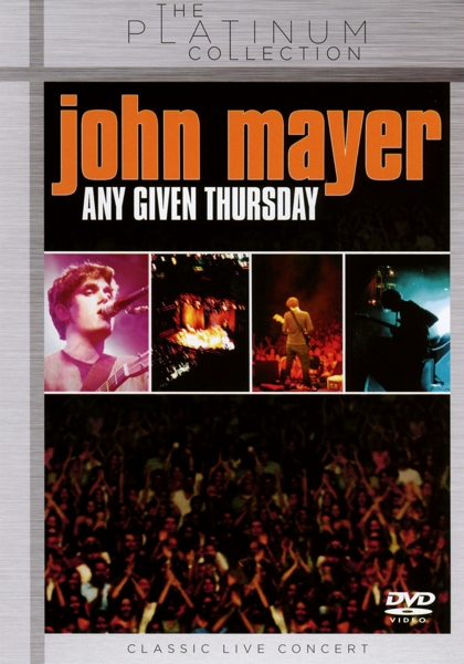 Any Given Thursday [DE-Version] - John Mayer DVD NEW