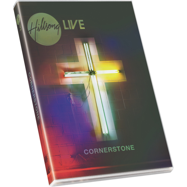 Cornerstone [DE-Version] - Hillsong Live DVD NEW