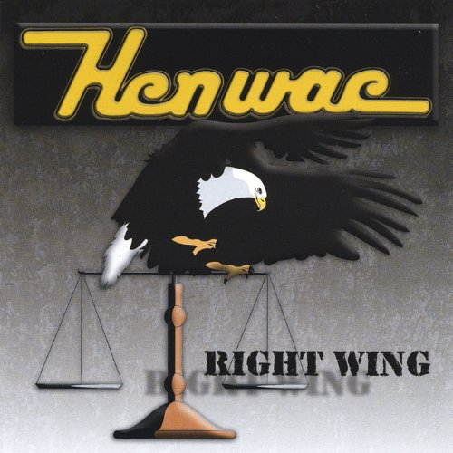 Henwae - Right Wing CD  NEW