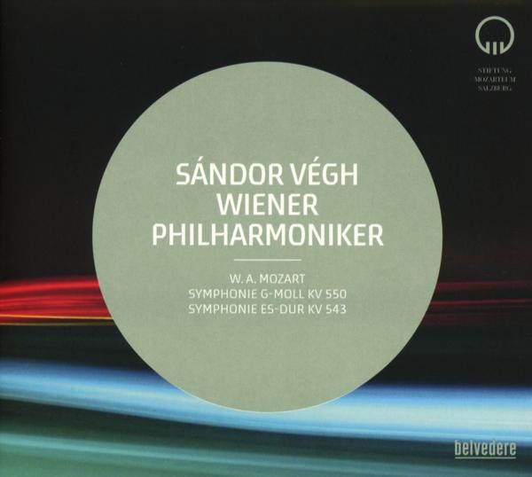 MOZART W. A. - Sinfonien KV 550/543 CD Belvedere NEW