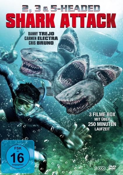 23 5 Headed Shark
