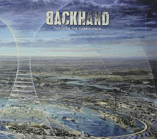 Backhand - Through The Turbulence CD  NEW
