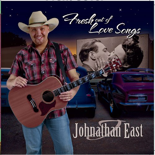 Johnathan East - Fresh Out Of Love Songs CD  NEU