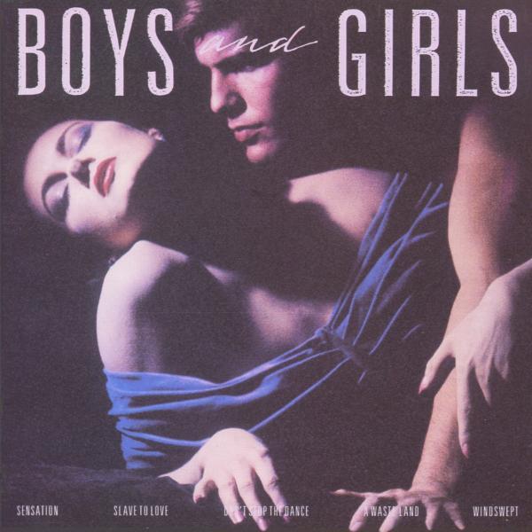 Bryan Ferry - Boys And Girls (Remastered) CD Virgin NEW