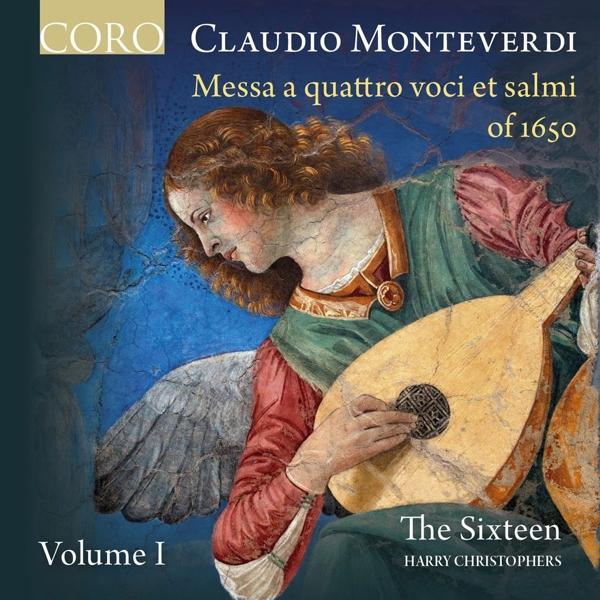 MONTEVERDI C. - Messa a quattro voci et salmi of 1650 Vol.1 CD  NEW