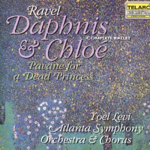 RAVEL M. - Daphnis and Chloe CD Telarc NEW