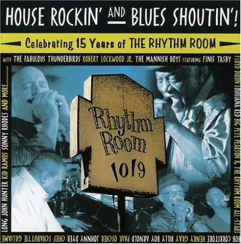 V/a - House Rocki  and Blues Shou CD Blue Witch NEW