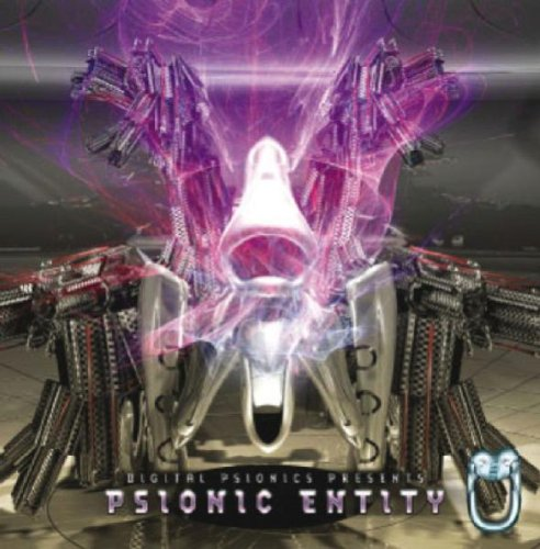 V/a - Psionic Entity CD Digital Psionics NEW