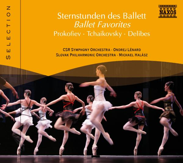 V/ A - Sternstunden Des Ballett CD Naxos NEW
