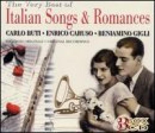 Italian Songs and Romances / Various - CD (3) NEW
