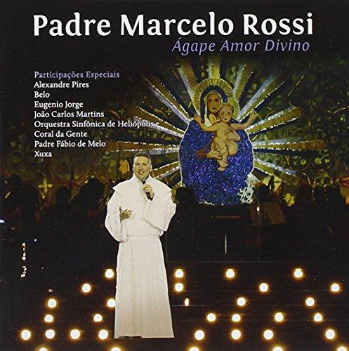novo cd do padre marcelo rossi agape