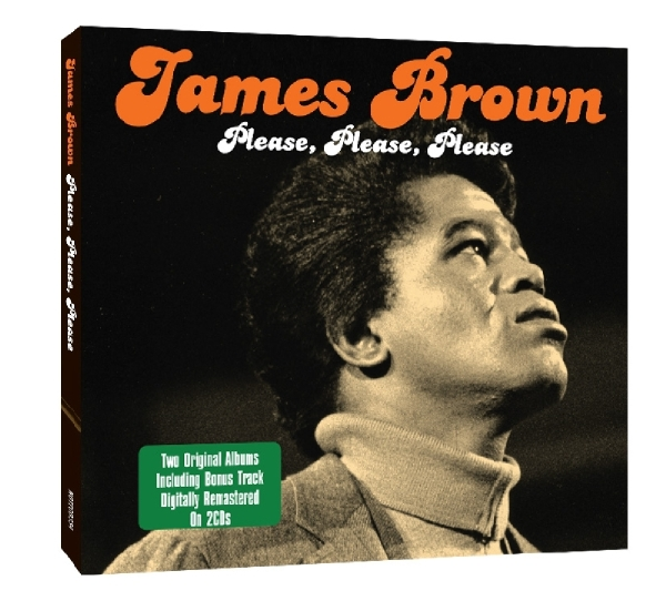 James Brown - Please Please Please CD (2) Notnow NEW