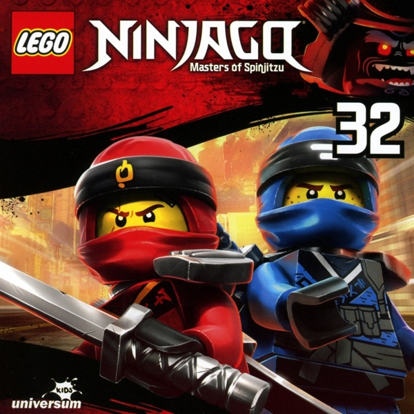9f291f7856b07b Various - LEGO Ninjago (CD 32) - UFA CD Grooves Inc.