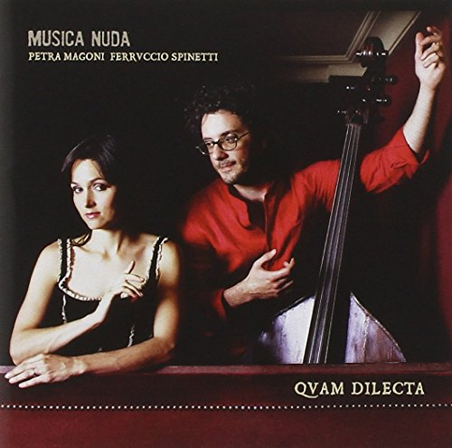 Musica Nuda - Quam Dilecta (ita) CD  NEW