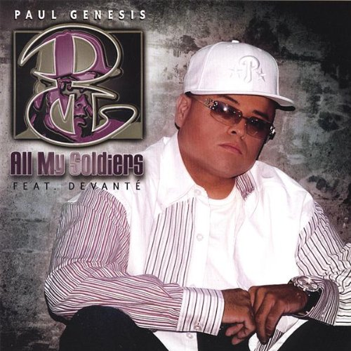 Genesis, Paul - All My Soldiers CD  NEW