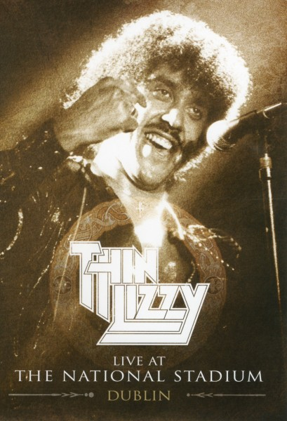Live At The National Stadium Dublin 1975 [UK-Version] - Thin Lizzy DVD NEW