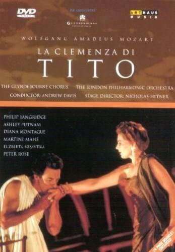 La Clemenza Di Tito [DE-Version] - MOZART W. A. DVD NEW