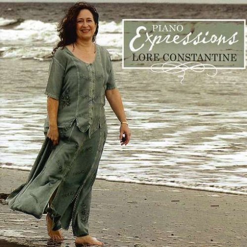 Constantine, lore - Piano Expressions CD  NEW