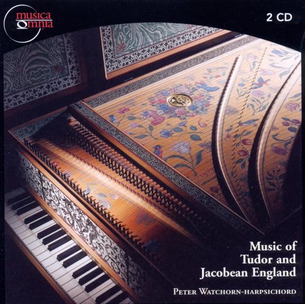 MUSIC OF TUDOR and JACOBEAN ENGLAND / VARIOUS - Music Of Tudor And Jacobean NEW