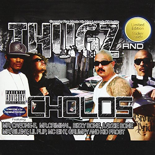 V/ A - Thugz and Choloz CD  NEU